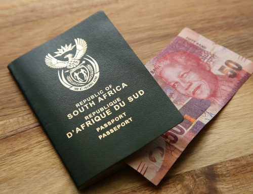 What is a South African Universal Income Grant?